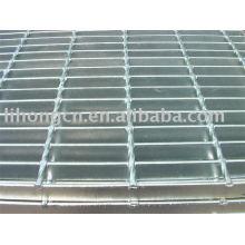 Maillage métallique élargi, treillis en acier, acier à mailles