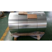 Folha de enxofre de transferência de calor do radiador com liga 3003 + 1,5% Zn + Zr Espessura flexível