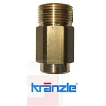Brass Nipple Kranzle For Pressure Gun Using
