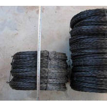 Soft Black Annealed Twisted Wires