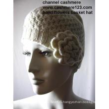 Cashmere Kitty Flower Hat (Ty0913)