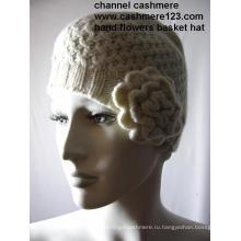 Кашемир Китти Цветочная шляпа (Ty0913)