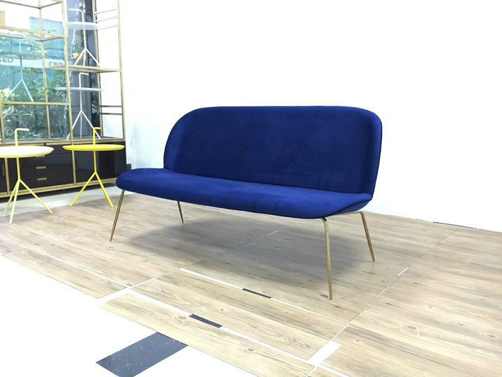 Replica gubi beetle sofa