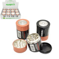 Herbal Grinders for Dry Herb Smoke with Baterry Style (ES-GB-023)