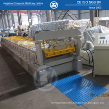 Manufacturers Rool Steel Roll Forming Machine