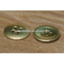 4 hole metal jean button pins for garment decoration