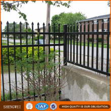 Residential Wrought Iron Wall Fence Panels