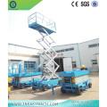 1.0t 12m Hydraulic Self-propelled Battery Scissor Lift