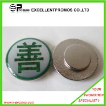 Pin personalizado magnético de encargo promocional de la solapa (EP-MB8141)