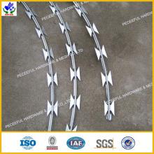 Высокопрочный колючий провод (HPBW-0527)