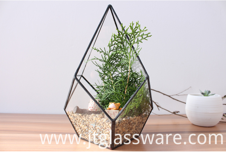 Square Glass Vase8