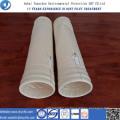 Filtro perforado aguja no tejida de agua y aceite repelente de aceite PPS bolsa de filtro de polvo para la industria