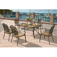 High Quality Outdoor Furniture Cast Aluminum Used Patio Furniture