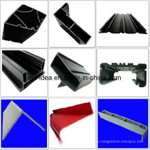 Co-прессованный профиль PVC Прессовал пластичные PVC Прессовал профиль