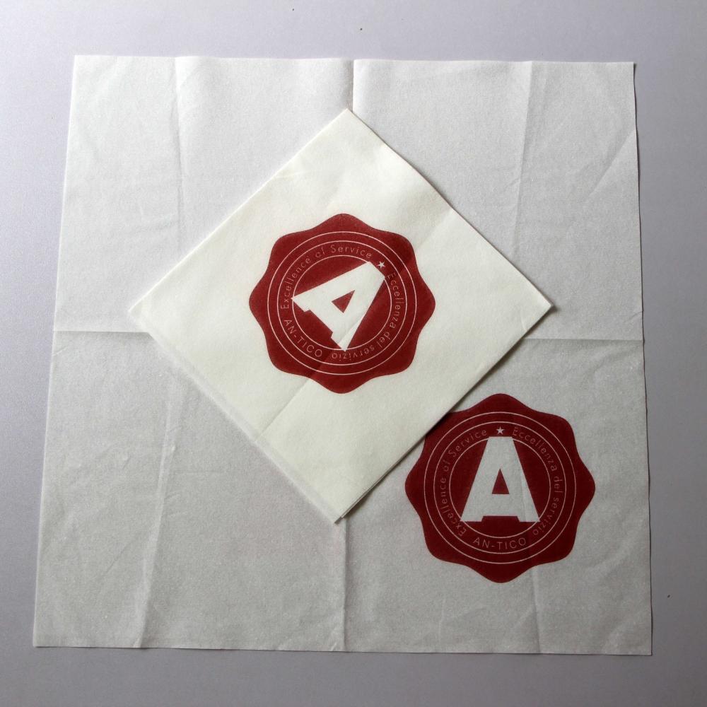 Airlaid napkins