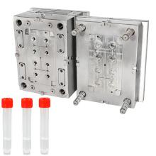 custom precision injection molding plastic mould maker medical endosampler mold