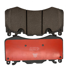 Frontech wva 29087 truck brake pads 29174 brake pad for isuzu d max