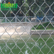Decorative+18+Electric+Stainless+Steel+Chain+Link+Fence
