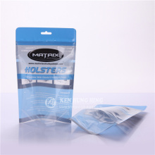 High quality stand up ziplock phone accessories packaging bag