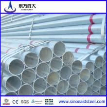 Tubería de acero galvanizado (Q195-Q235)