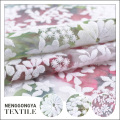 Wholesale malaisie polyester tulle brodé organza tissu vente blanc