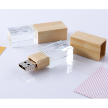KABEST USB Flash Drives Glass Pen Drive flashdrive 8gb 16gb 32gb USB Flash Drive