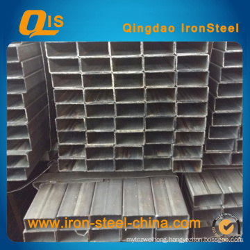 40mmx80mm Rectangle Steel Pipe by ASTM A500 Standard