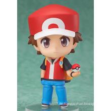 Kundenspezifische PVC Mini Action Figur Puppe Kinder Pokemon Fertigung Spielzeug
