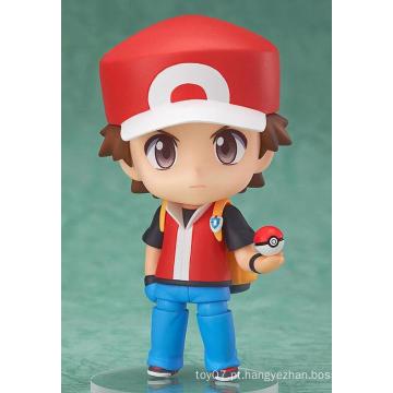 Personalizado mini figura de ação de PVC boneca crianças pokemon fabricação brinquedos