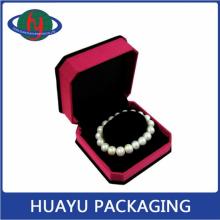 Custom Logo Plastic Bangle Jewellery Box Design
