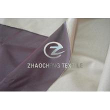 Tela cepillada de transferencia de película con rendimiento transpirable para usos de prendas de vestir