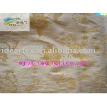 Polyamide polyester floqué tissu pour Hometextile