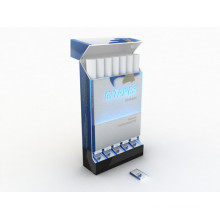 Custom Made Acrylic Cigarette Display Holder