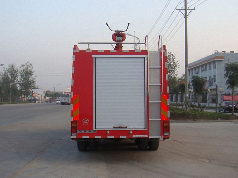 Fire Truck Fire Engine 86