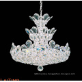 Small modern home decorative crystal pendant light chandelier LT-62054