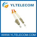 LC Optical Patch Cord 62.5/125 Multimode in CATV System Telecommunications