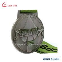 Новый стиль металла медаль за подарок промотирования