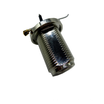 N plug coaxial cable assembly