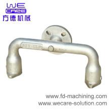 Partie d'usinage en aluminium CNC haute précision