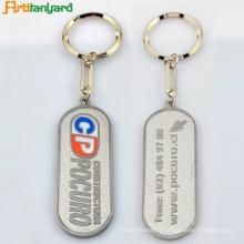 Porte-clés personnalisés pour un cadeau promotionnel