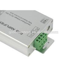Оптом контроллер 24А усилитель для RGB светодиодный модуль светодиодные полосы 5050 3528