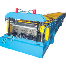 Máquina formadora de rolos de deck de metal II