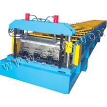 Профилегибочная машина для производства металлических настилов II