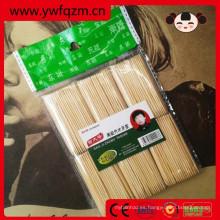 Fino diámetro recomendado palillo de bambú 2.0mm