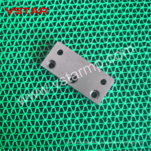 Customized CNC Machining Plated Stainless Part