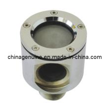 Zcheng Fuel Dispenser Parts Indicador de aceite Sight Glass Zci-01
