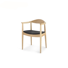 Modern Classic Design Trä Hans Wegner The-Chair