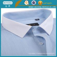 Interlining de coton pour le col de chemise