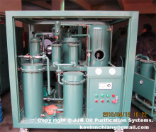 Newly-Developed Oil Purifiers Help Customer to Recycle Used Oils and Save Costs