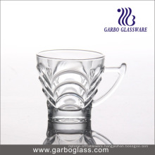75ml Glassware Water Cup with Handle